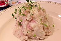 金枪鱼(吞拿鱼)土豆泥沙拉的做法