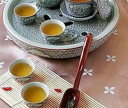 瘦身护眼   雀舌枸杞茶的做法