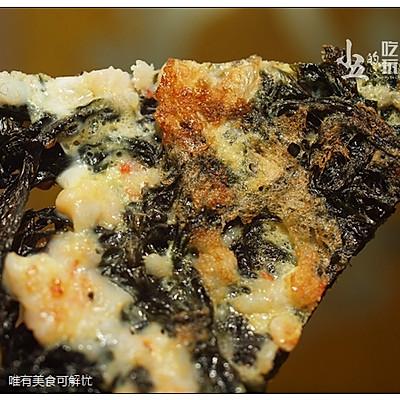 紫菜虾饼:唯有美食可解忧