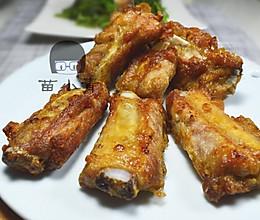 空炸蒜香排骨#九阳烘焙剧场#的做法