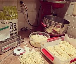 KitchenAid厨师机—中式面条做法的做法