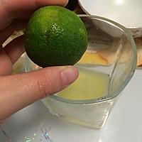 印尼味道【冰镇姜汁青柠茶】的做法图解3