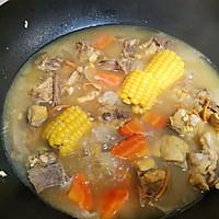 龙骨汤的做法图解5