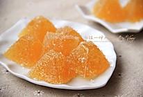 天然橙汁软糖的做法
