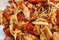 米饭杀手 |香菇菜茭白炒肉的做法