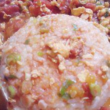 西西红柿鸡蛋盖浇饭
