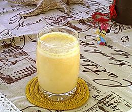 南瓜奶饮的做法