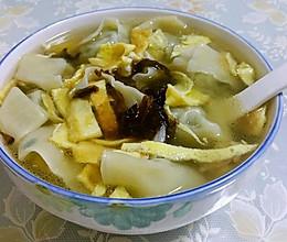 猪肉韭菜馄饨的做法