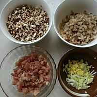 秘制香菇肉酱的做法图解1