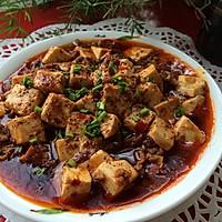 麻婆豆腐#我要上首页家常下饭菜#的做法图解5