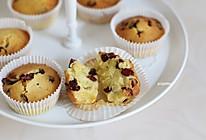 蔓越莓小蛋糕的做法