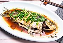 清蒸鲫鱼,立冬最肥美的鲜味 #肉食者联盟#的做法