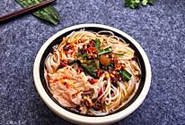 家庭版小锅米线#一机多能 一席饪选#的做法