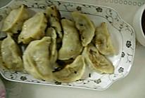 猪肉白菜锅贴饺子的做法