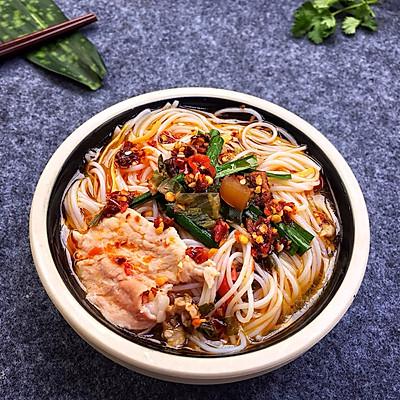 家庭版小锅米线