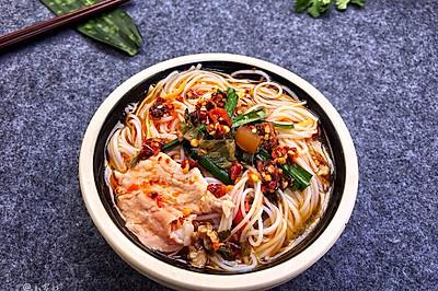 家庭版小锅米线#一机多能 一席饪选#