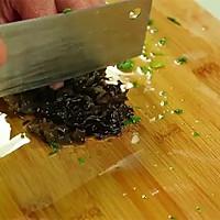 【微体】美味需要透出来  上素鸡冠饺的做法图解4