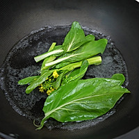 #一道菜表白豆果美食#老广的味道- 腊味煲仔饭的做法图解6