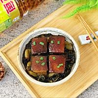 客家焖猪肉#金龙鱼营养强化维生素A 新派菜油#