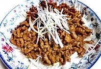 川版京酱肉丝的做法