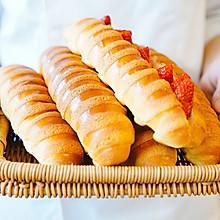 【不藏私食谱:毛毛虫面包】儿时经典回忆,好吃又可爱