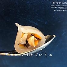 水晶鲜虾饺