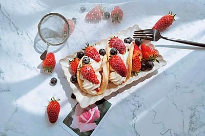 欧蕾卷---网红抱抱蛋糕