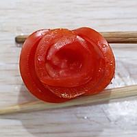 凉拌西红柿的做法图解4