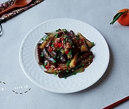 姜蒜剁椒酱油茄的做法