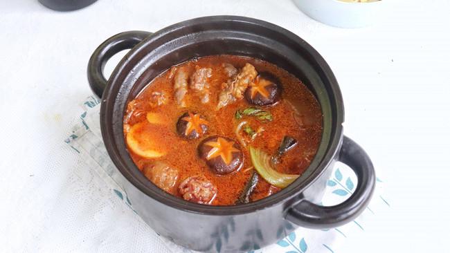 #橄榄中国味 感恩添美味#一人食泡菜火锅的做法
