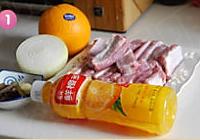 清新不油腻的鲜橙果酱焖烧脱骨排骨的做法图解1