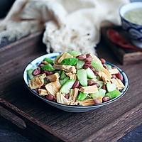 腐竹花生米拌黄瓜的做法图解11