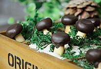 蘑菇力饼干的做法