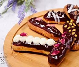 法式甜点代表:闪电泡芙的做法