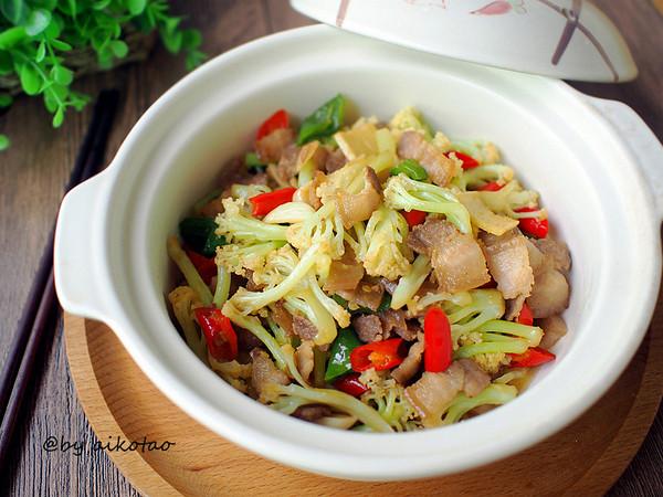 (湖南)下饭菜|大盆花菜的做法