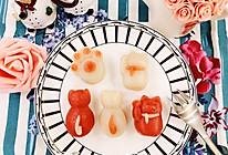 【美食魔法】招财猫和猫爪糯米团子的做法