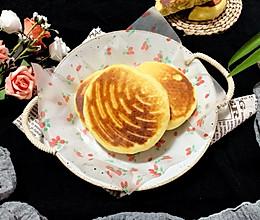 #快手又营养,我家的冬日必备菜品#营养健康的玉米面饼的做法
