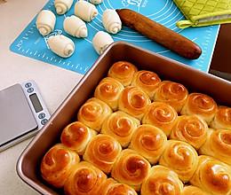 脆底韩式烤面包的做法
