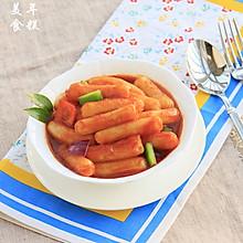 韩式炒辣年糕