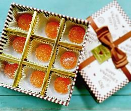 甜蜜蜜——百香果法式软糖#好彩头#的做法