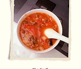 西红柿肥牛汤的做法