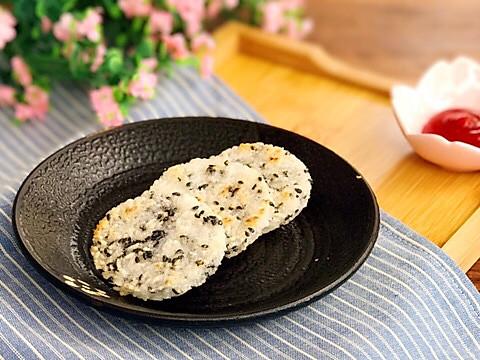 零添加 低脂肪 焦香芝麻米锅巴