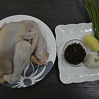 【茶香鸡】——COUSS C玩家级烤箱CO-7501出品的做法图解1