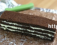 屋顶蛋糕的做法图解5