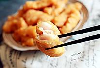 炸鱼柳#快手又营养,我家的冬日必备菜品#的做法