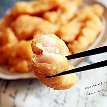 炸鱼柳#快手又营养,我家的冬日必备菜品#