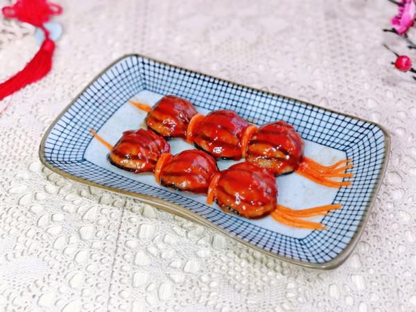 年夜饭&红红火火灯笼茄子的做法
