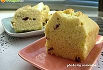 郎姆酒渍蔓越莓磅蛋糕的做法