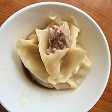 猪肉白菜蒸饺