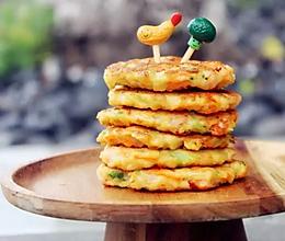豆腐虾仁饼的做法